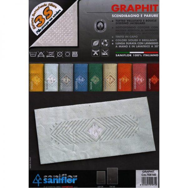 Tappeto mod. GRAPHIT TAP 600021