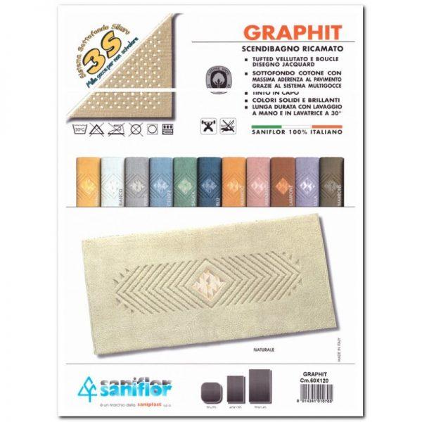 Tappeto mod. GRAPHIT TAP 600022